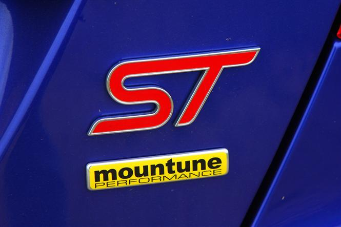 Mountune Badge | Motor Modz